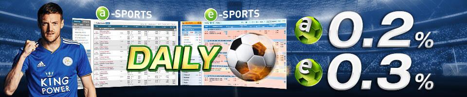 W88 sport daily rebate bonus